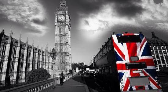 London for Room decor union city